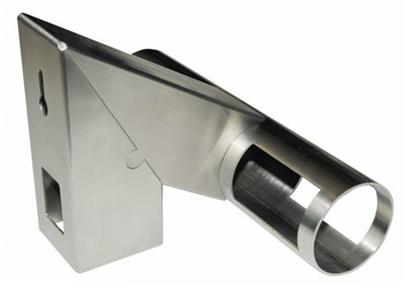 metaalwerken de roos lasersnijden buizen 5