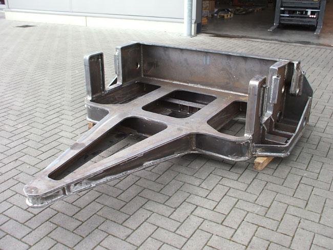 chassis de roos metaalwerken