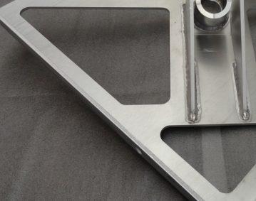 beugels uit aluminium De Roos
